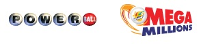 Mega Millions and Powerball Logo